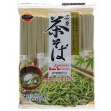 J-Basket Joshu Cha Soba (Green Tea Buckwheat Noodle) 640G