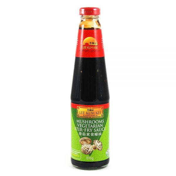 Lee Kum Kee Vegetarian Oyster Sauce (Stir-Fry) 510G
