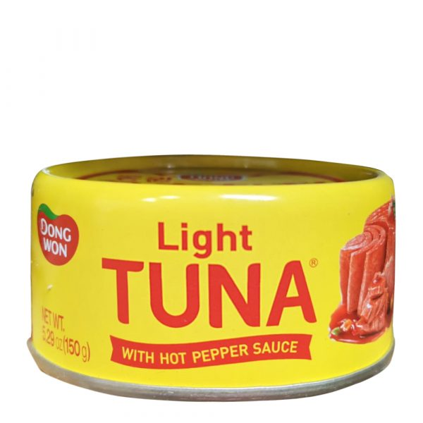 Dongwon Hot Pepper Tuna Can 150g