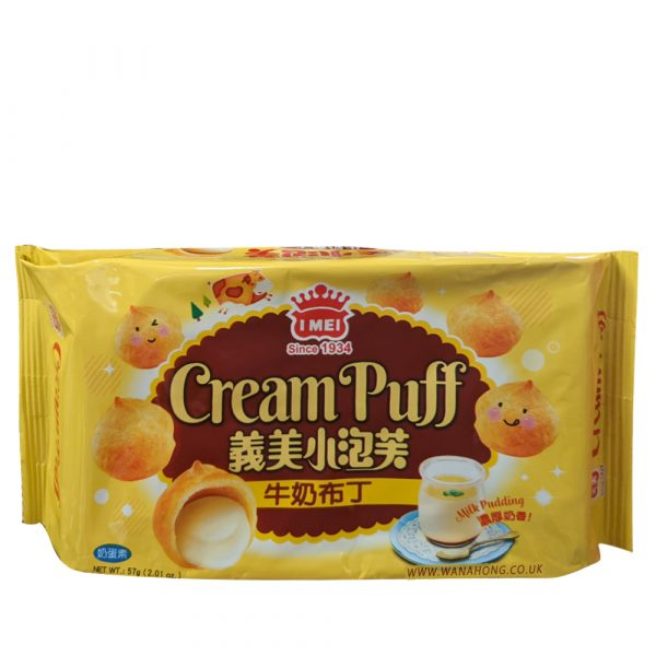 IMEI Puff (Milk Pudding Flavour) 57g