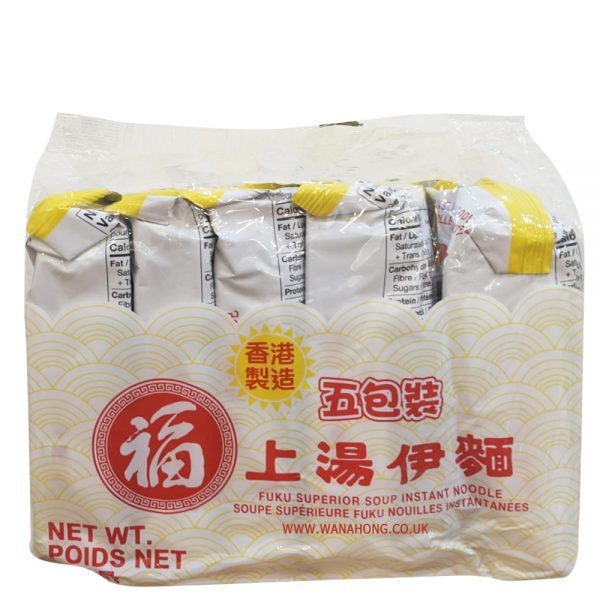 Fuku Superior Soup Noodle (5 Packs)