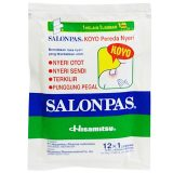 Hisamitsu Salonpas Pain Relieving Patches (12PC)