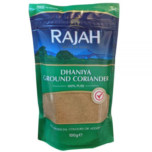Rajah Ground Coriander Powder 100G