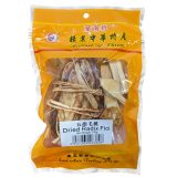 Dried Hairy Fig (Five-Finger Fig Root) 100G