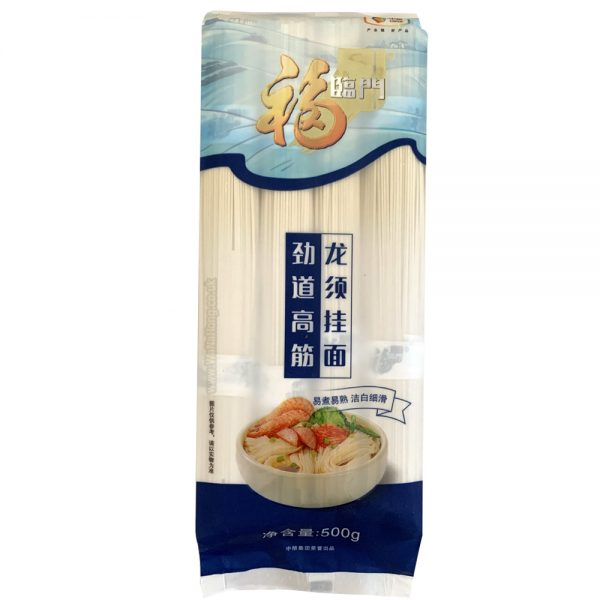 Fu Lin Men THIN Noodles 500g *(Best Before 30 March 2021)