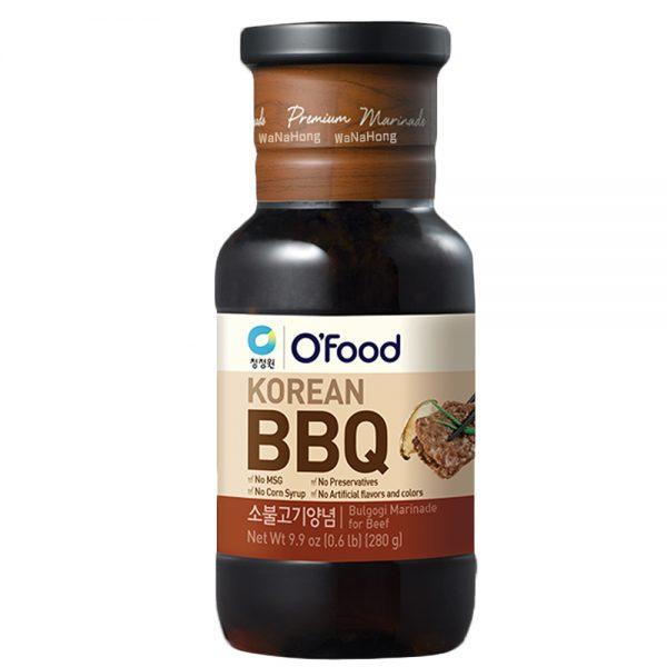 CJO Barbecue Sauce (Beef Bulgogi) 280g