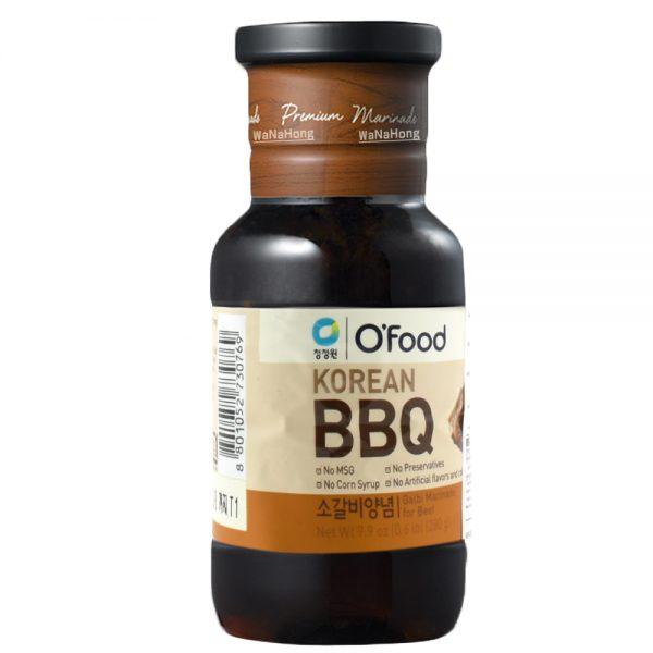 CJO Barbecue Sauce (Beef Galbi Rib) 280g