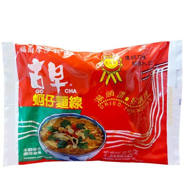 GoCha Oyster Flavor Thin Noodles 300G
