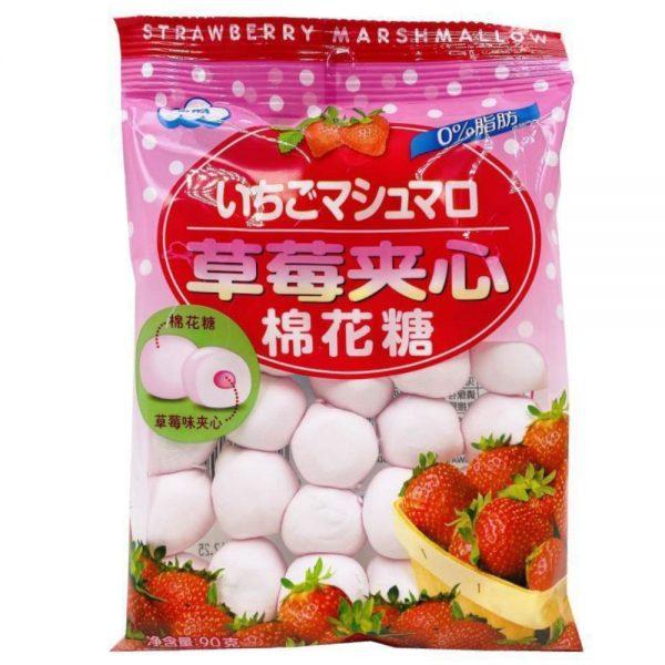 Eiwa Marshmallow Strawberry Flavor 90G