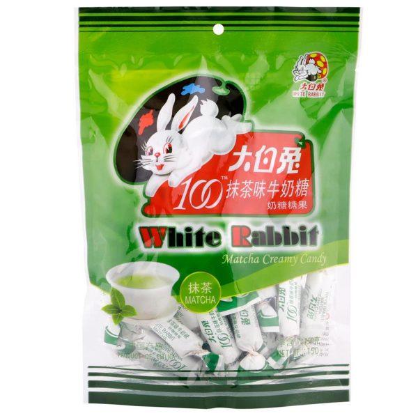 White Rabbit Creamy Candy (Matcha) 150g