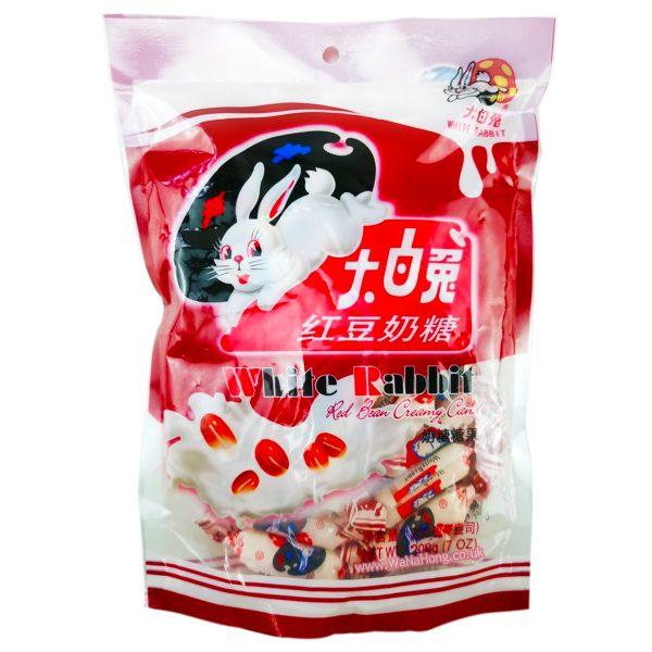 White Rabbit Creamy Candy (Red Bean) 200g