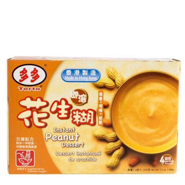 Torto Instant Peanut Paste 160G