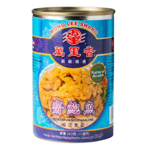 Mong Lee Shang Vegetarian Mock Abalone 283G