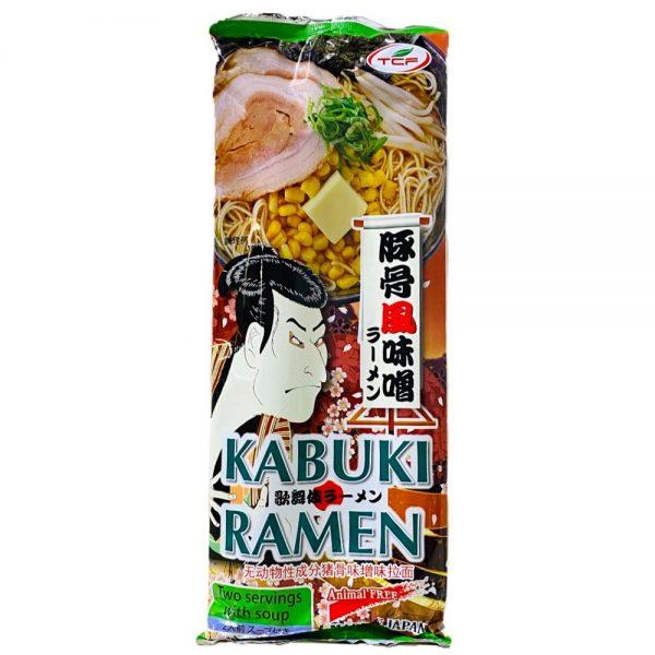 Kabuki Ramen (Tonkotsu Miso Flavour) 190G