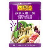 Lee Kum Kee Satay Hot Pot Soup Base