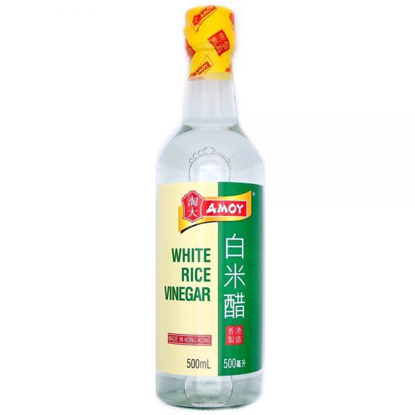 Amoy White Rice Vinegar 500Ml