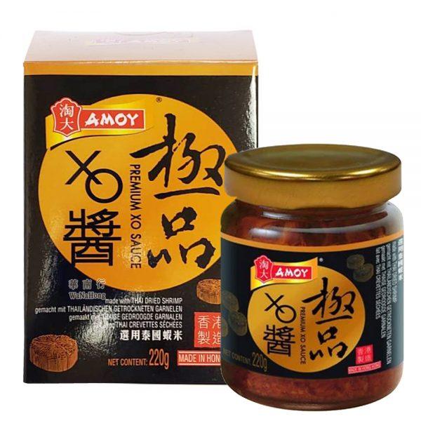 Amoy Premium XO Sauce 220G