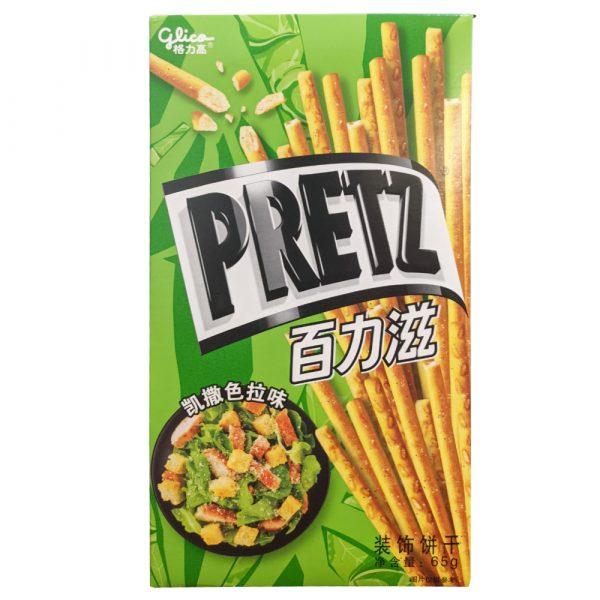 Glico Pretz Biscuit Salad Flavor 65G