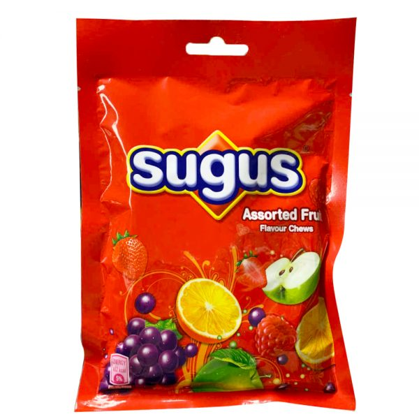 Sugus Suchard Candy Mix Fruit 175g