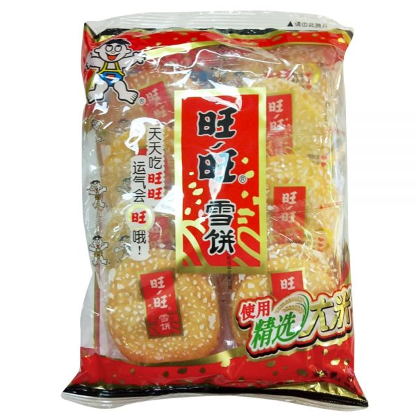 Want Want Shelly Rice Cracker 84G