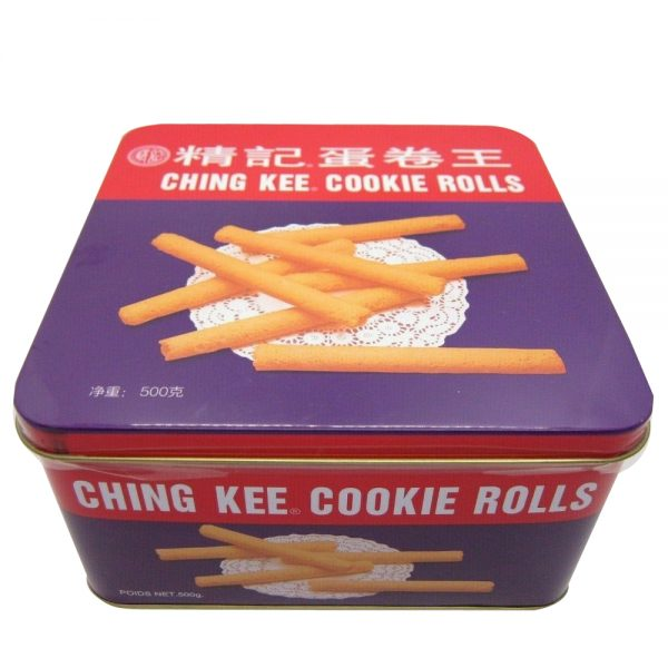 Ching Kee Cookie Egg Roll 454G