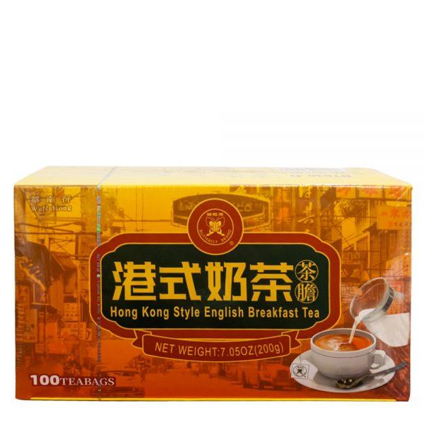 Butterfly Hong Kong Style Breakfast Tea (100 Tea Bags)