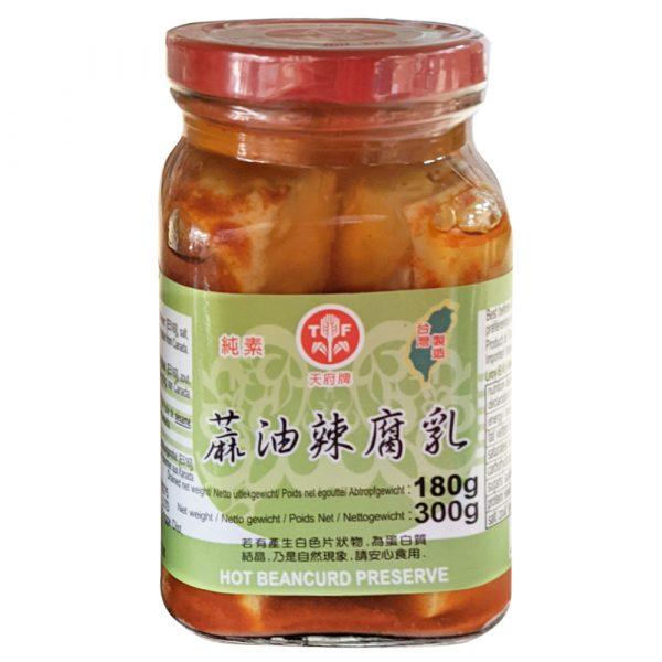 Tian Fu Chili Bean Curd 300g
