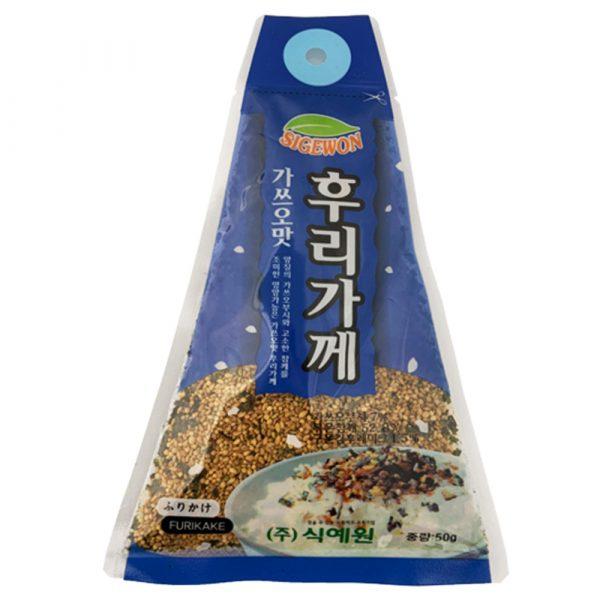 Sigewon Katsuobushi Furikake Rice Seasoning 50g