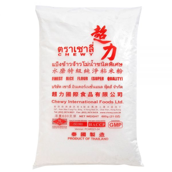 Chewy Rice Flour 600G