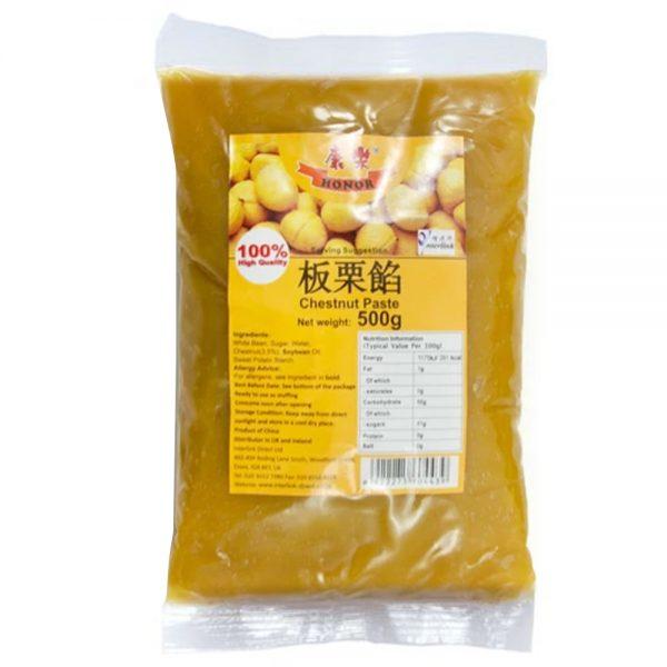Honor Chestnut Paste 500G