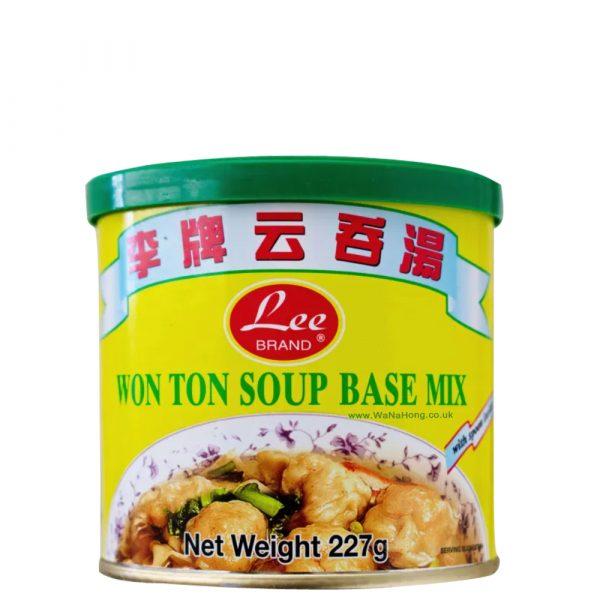 Lee Wonton Soup Stock 227G