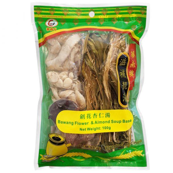 Barwong Flower Almond Soup Base 100G