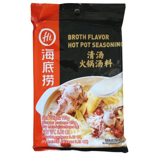 Haidilao Hot Pot Base (Jujube Broth Flavour)
