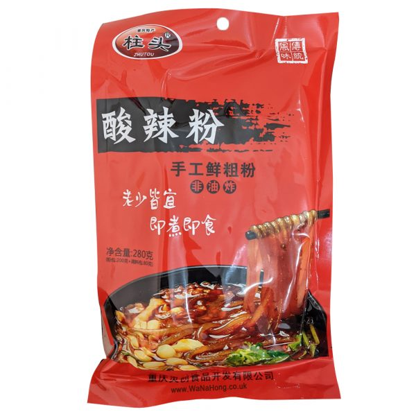 ChuTou Hot & Sour Vermicelli 264g