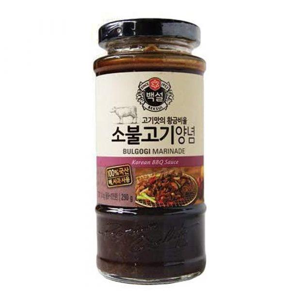 CJ Beksul Beef Bulgogi Sauce 500G