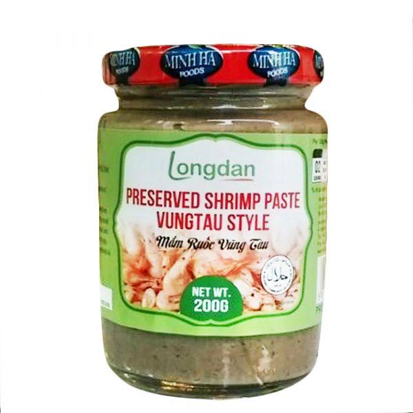 Longdan Preserved Shrimp Paste (Vung Tau) 200g