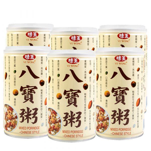 Ve Wong Mix Porridge (6 Can)