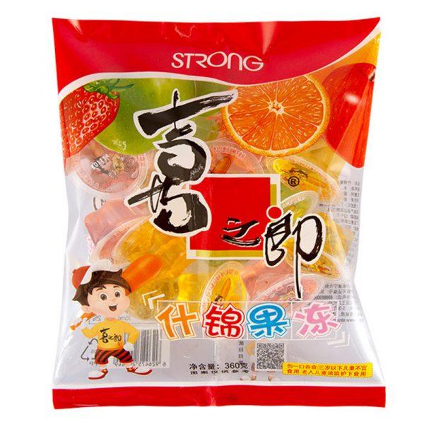 XiZhiLang Yogurt Jelly 360G