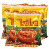 Wai Wai Instant Noodles – Tom Yum Soup Flavour (5 Packs)