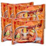 Wai Wai Instant Noodles – CREAMY Tom Yum Flavour (5 Packs)