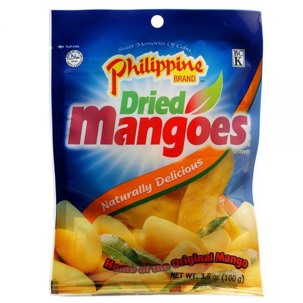 Philippine Dried Mango 100G