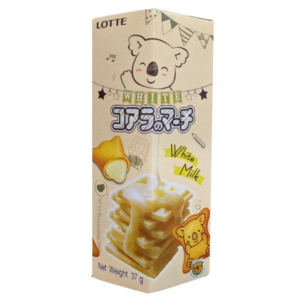 Lotte Koala March Biscuits White Milk Flavor