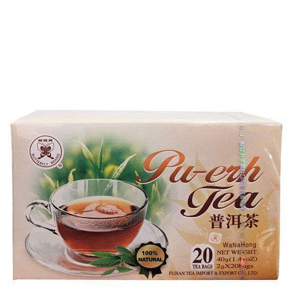 Butterfly Puer Tea Bags (20 Sachets)