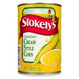 Stokely's Cream Style Corn (Can) 404g