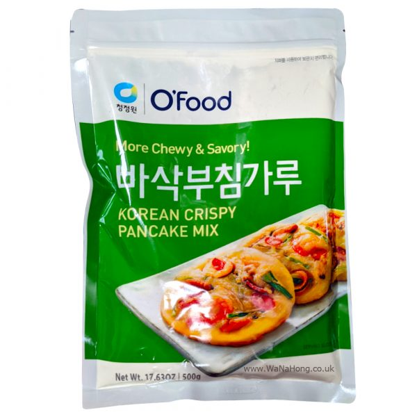 Chung Jung One Crispy Korean Pancake Mix 500G