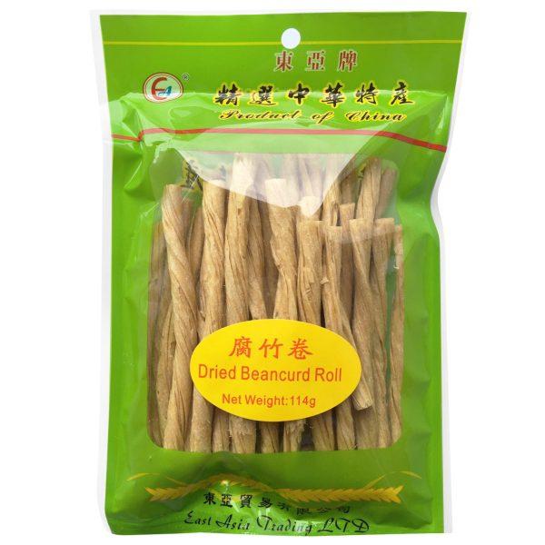 EA Dried Beancurd Roll Sticks 114G