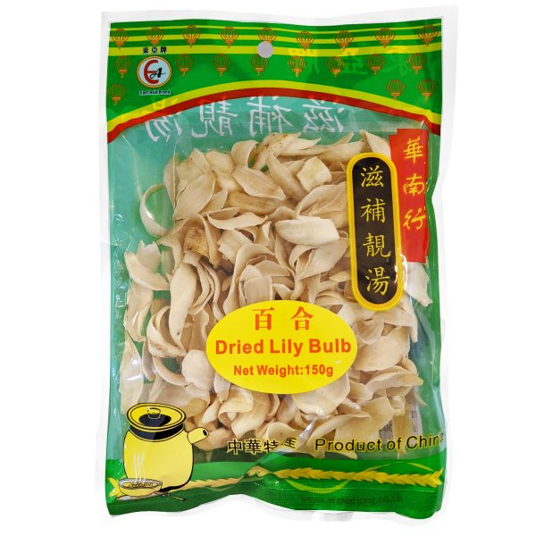 Dried Lily Bulb 150G