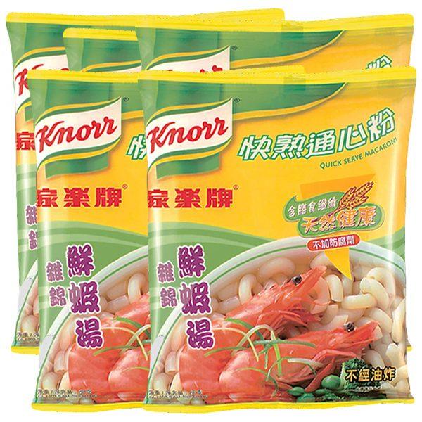 Knorr Instant Macaroni Soup (Shrimp Flavour) 5 Packs