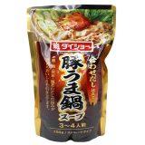 Daisho HotPot Soup Base Pork Flavour 750g