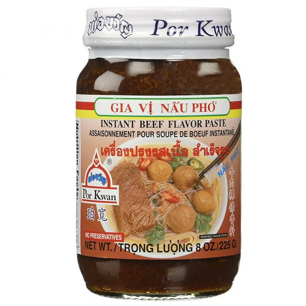PHO Vietnamese Beef Broth Soup Base Extract 225G